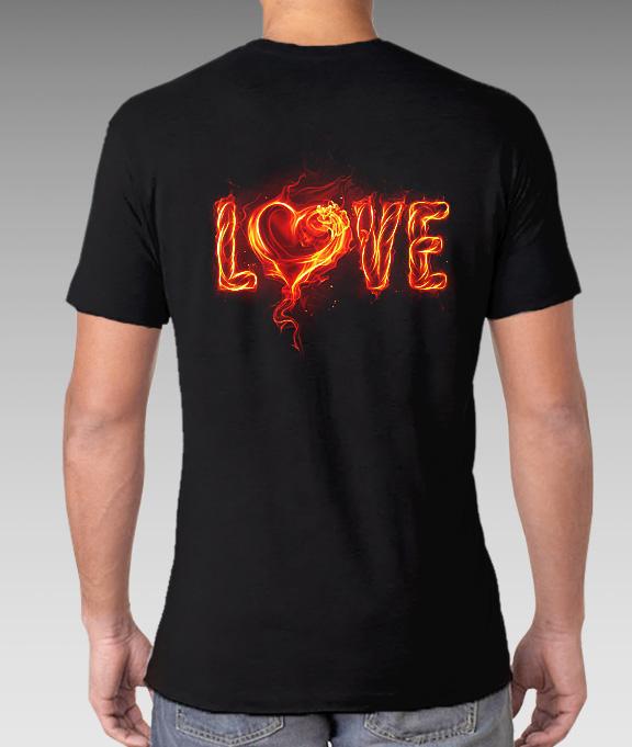 43437eb71323 Нанесение изображений на футболки
